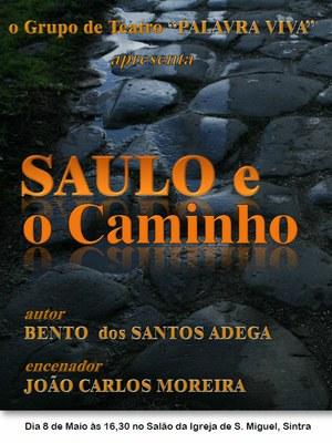 cartaz A3 Saulo e o Caminho 1