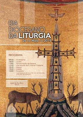 Cartaz Dia Liturgia programa 01