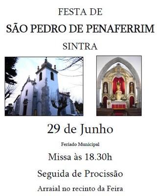 Cartaz Festa de S. Pedro 2018