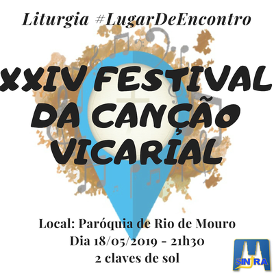 xxiv festival da canção vicarial