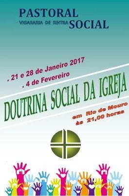 Cartaz pastoral Social