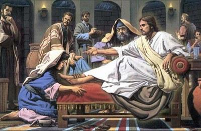 Lucas 7 Amor el resultado del perdon