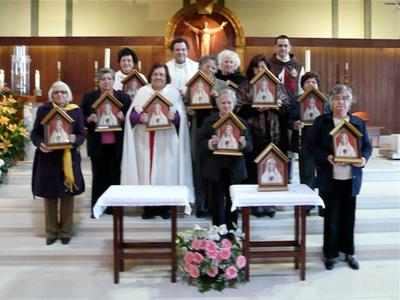 8º aniversário do Oratório na Unidade Pastoral de Sintra