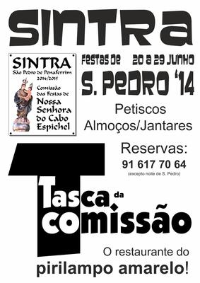 Festas de S.Pedro - Tasca da Comissão