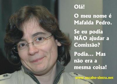 mafalda pedro NaoEraAMesmaCoisa
