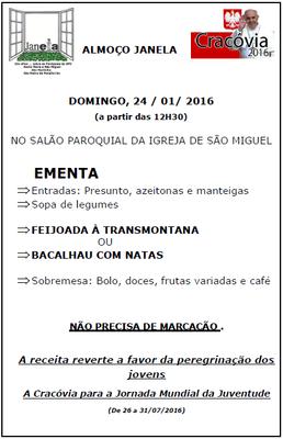 AlmoçoJanela 012016