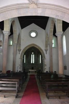 Santa Maria (Interior)