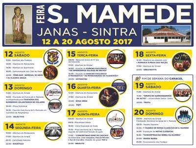 S Mamede   Cartaz 2017   programa